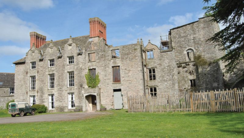 Hay Castle House, Hay-on-Wye, Powys