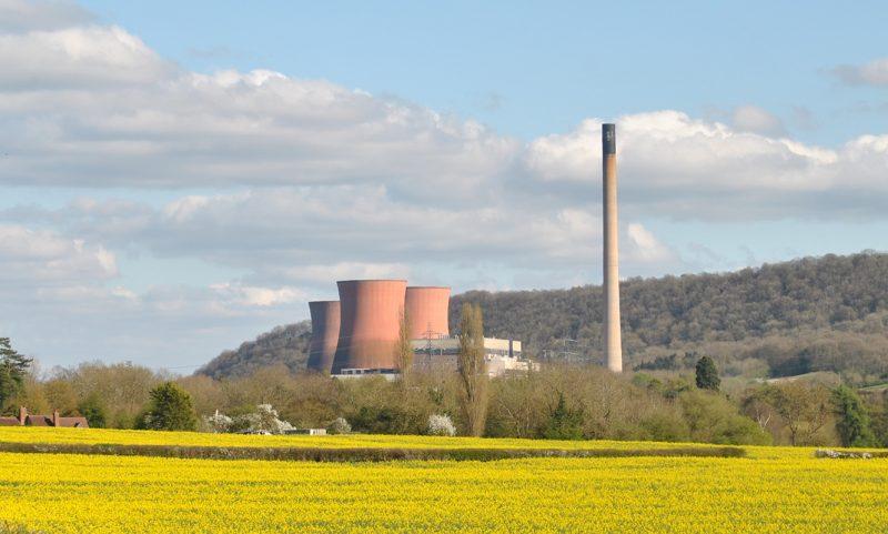 Ironbridge Power Station, Buildwas, Shropshire