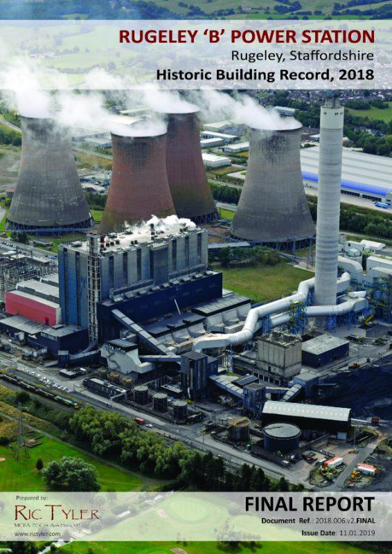 Rugeley 'B' Power Station, Staffordshire
