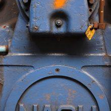 Detail of Nash air pump