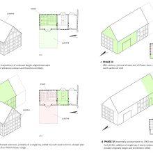 Schematic development of barn