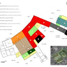 Phase plan of multi-phase industrial site